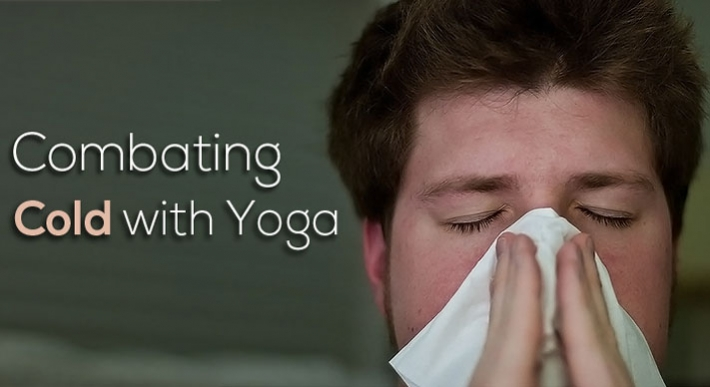 Immunity boosting Yoga to fight cough and cold | The Art of