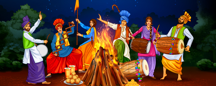 Happy Lohri 2021: Here are Bollywood songs to celebrate Lohri —No celebration is India completes without music and dance.