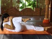 Wind Relieving Yoga Pose - Pawanmuktasana Yoga Pose