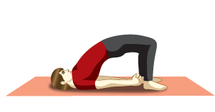 yoga poses for headaches
