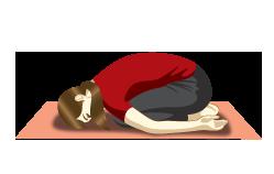 shutting out migraine through yoga   003