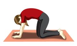 shutting out migraine through yoga   004