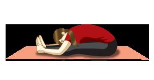 yoga for tension headaches