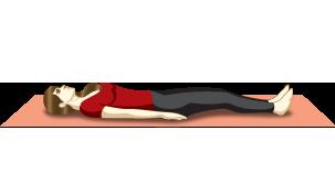 yoga to cure headache