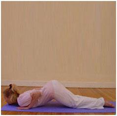 Suryanamaskar yoga pose 6