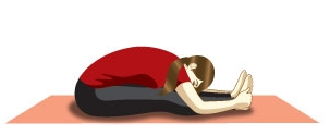 Paschimottanasana (Two Legged Forward Bend)