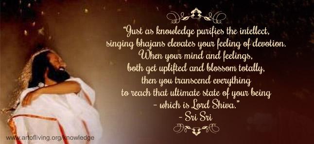 Sri Sris Message On Mahashivratri The Art Of Living Global