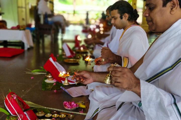Vaidic Dharma Sansthan | The Art Of Living Global
