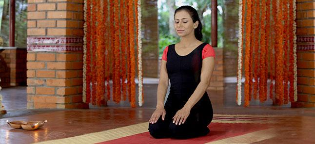 Yoga Asana For Natural Skin Glow