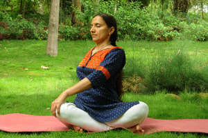 Yoga twists for Back pain