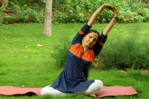 Yoga for Back pain exercises image