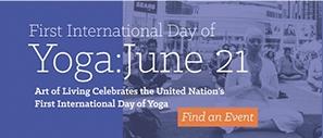 International Day of Yoga 2015