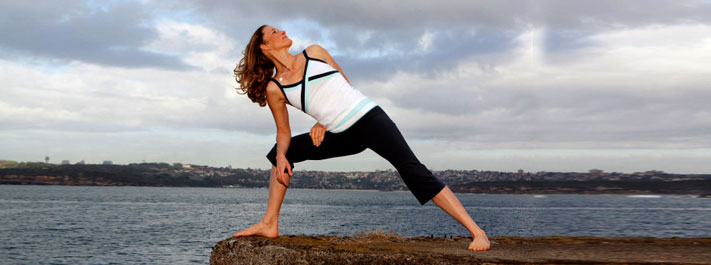 From stretch to stability with yoga