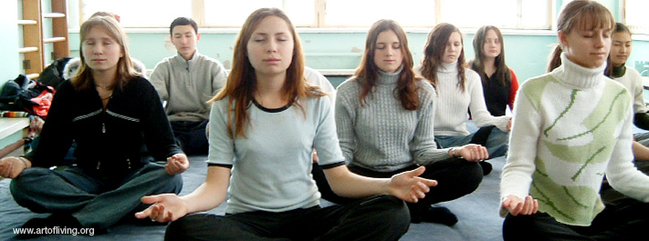 Meditation can a strong ally for youth